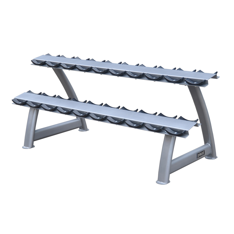 2-tier-commercial-dumbbell-rack
