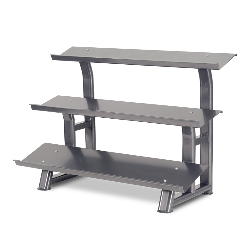 Dumbbell Rack 3 Tier Multipurpose Commercial
