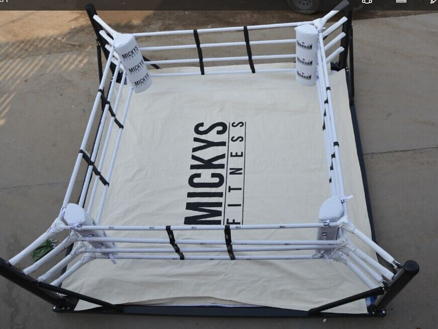 Morgan Floor Boxing Ring 4m