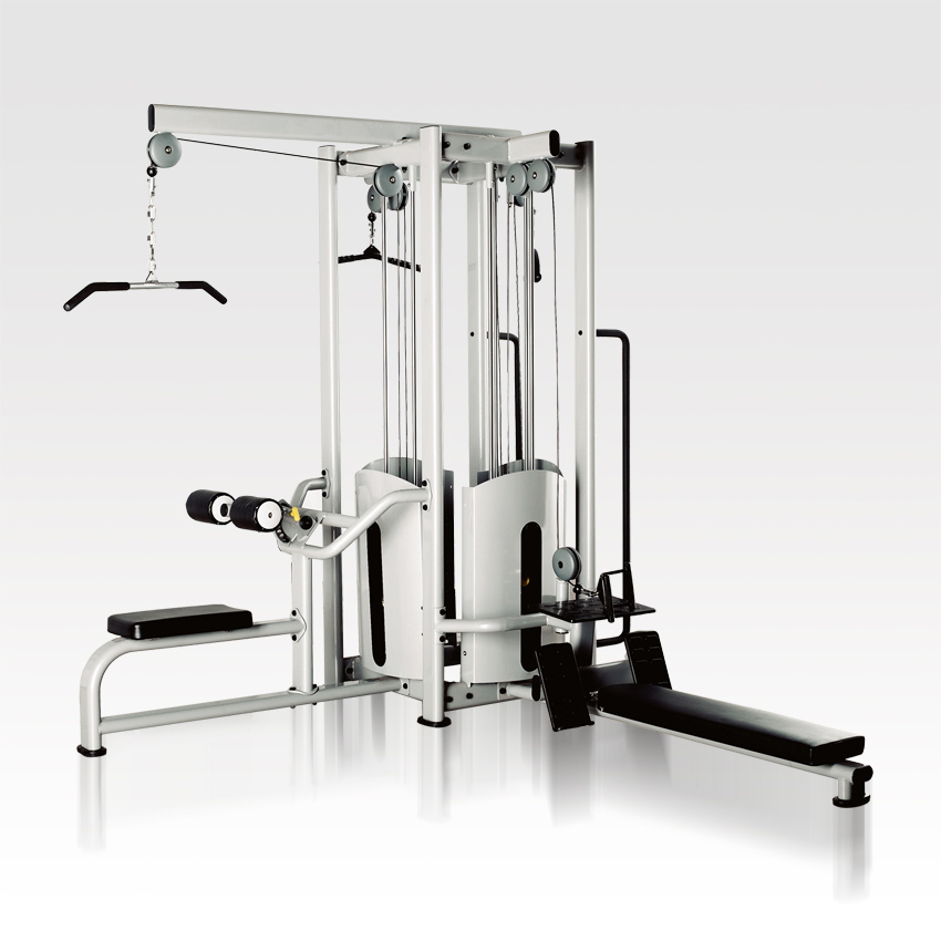 FC10 4 Station Jungle Multigym