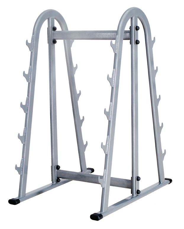 Barbell Rack Commercial 10 Bar Capacity - showroom Model