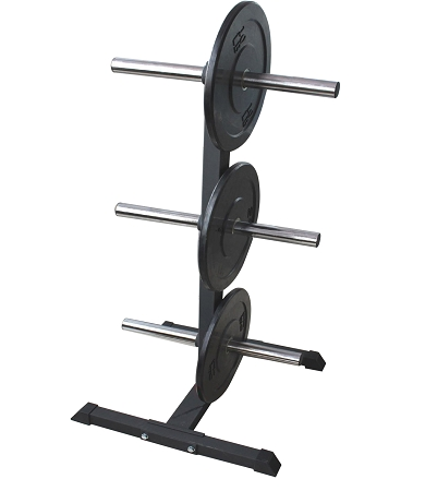 Bumper Plate Storage Rack
