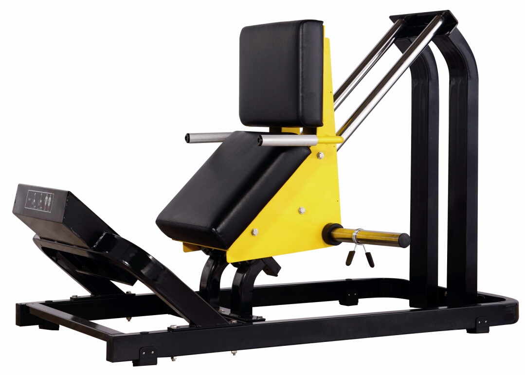 how to use donkey calf raise machine
