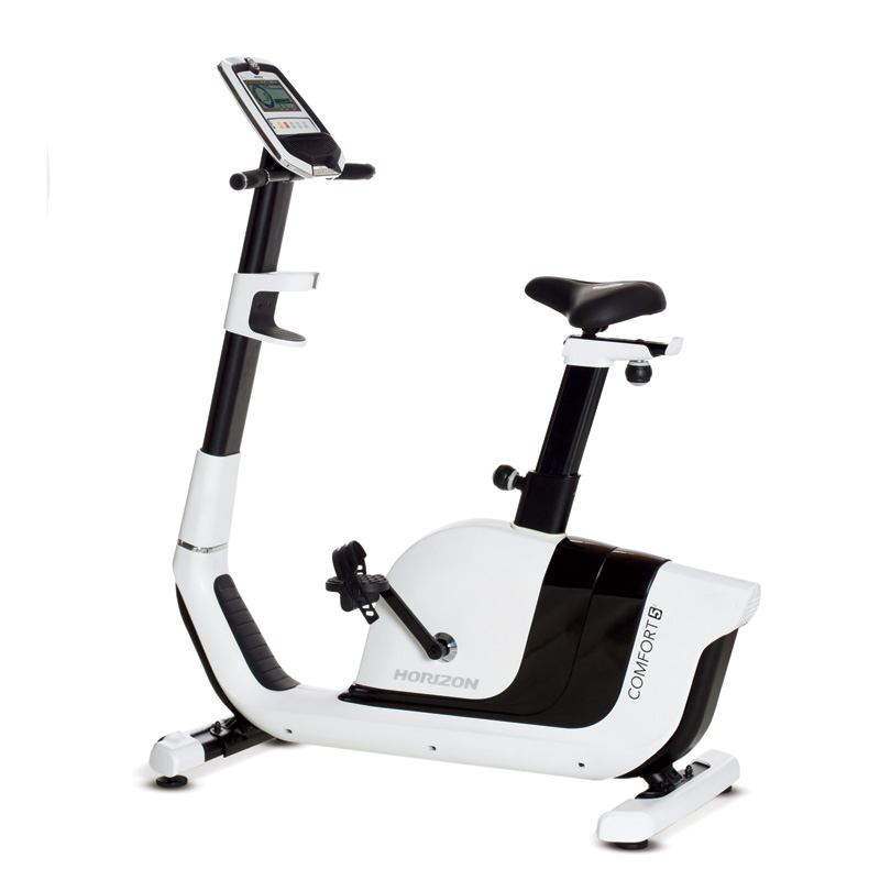 Horizon Comfort 5 Upright Exercise Bike