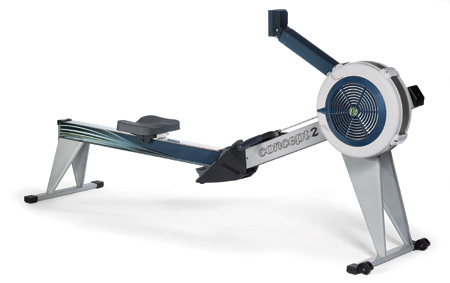 Concept 2 Model E Rower PM5 Monitor