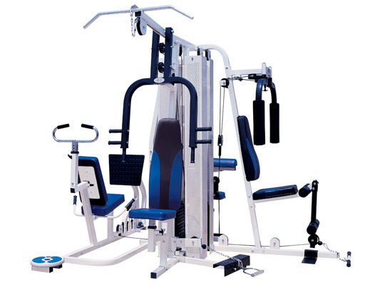 Multistation and Home Gyms