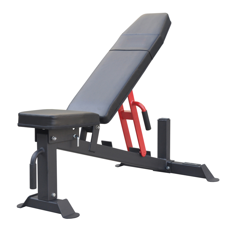 Adjustable HD Flat Incline Bench