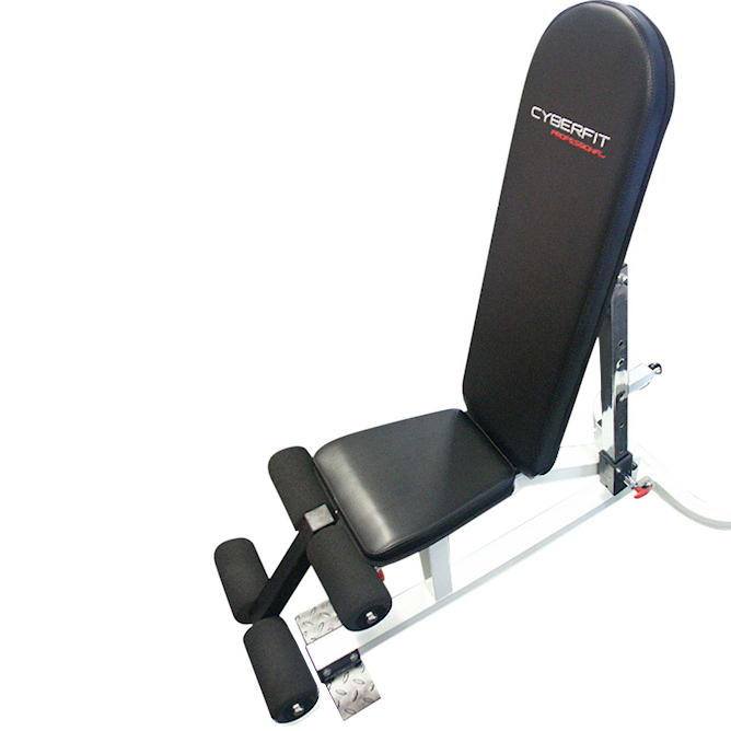 Upgrade from Flat-incline to Flat-incline-decline bench