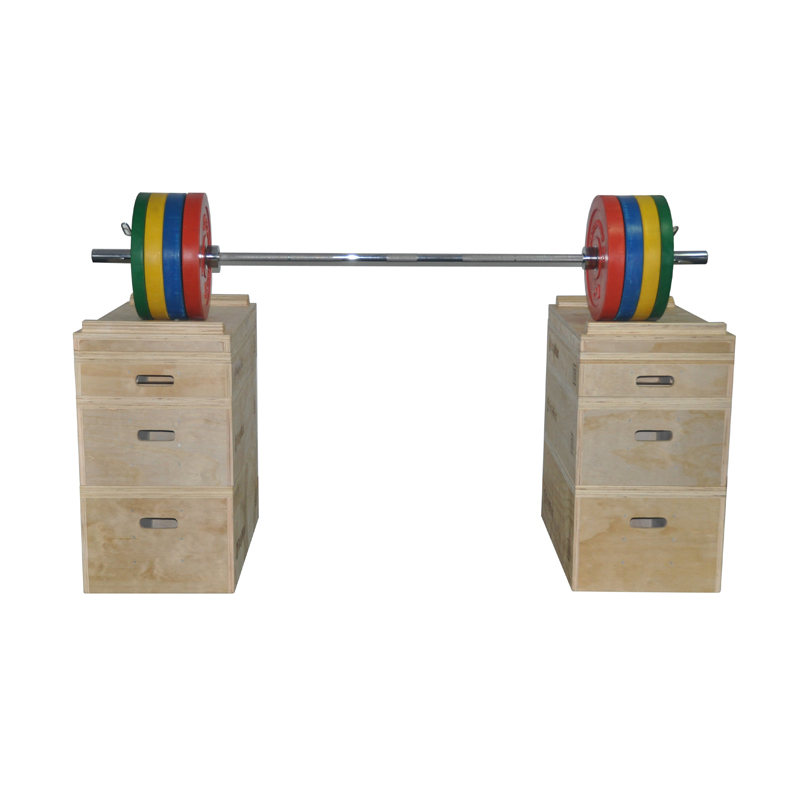 Olympic Jerk Training Boxes