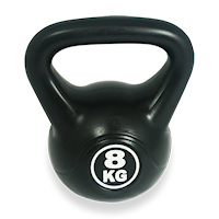 PVC Coated Kettlebells