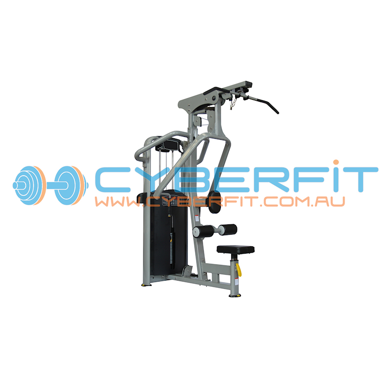 pulldown row machine