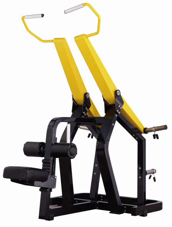 Lat Pulldown Commercial Plate Loaded