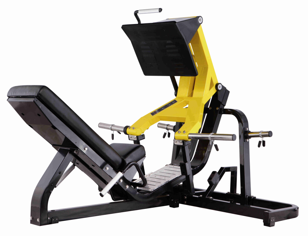 Leg Press Commercial Plate Loaded
