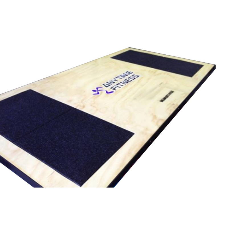 Deadlift Platform 2.4m x 1.2m x 50mm