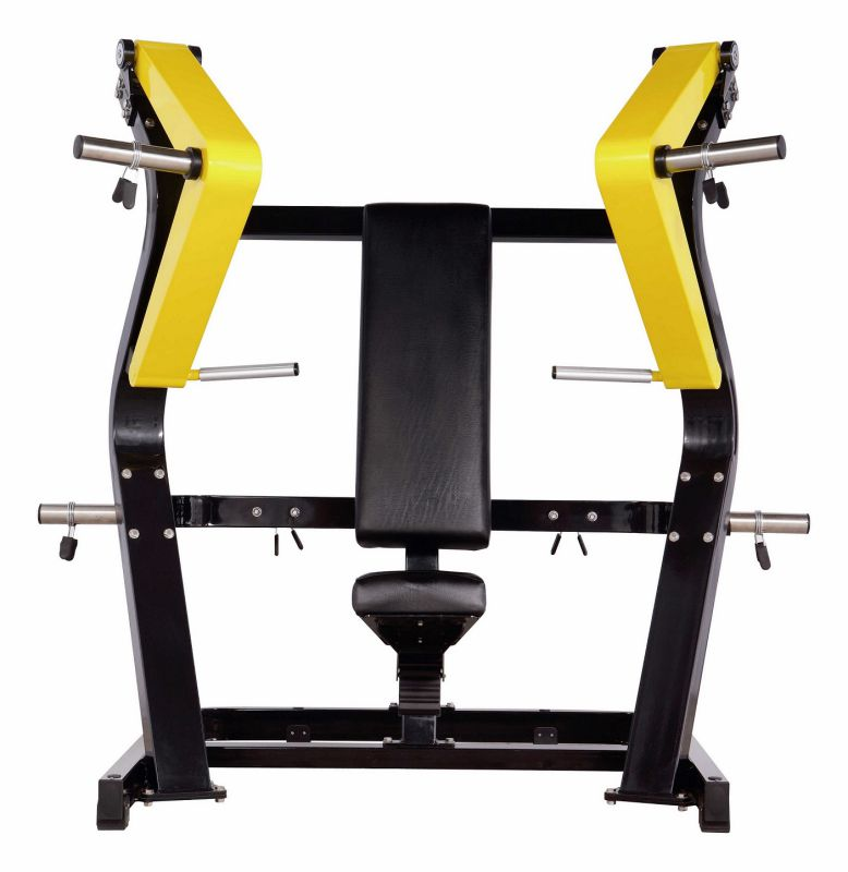 Chest Press Commercial Plate Loaded