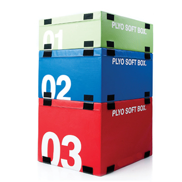 Plyo Safe Boxes Foam 3 Pack