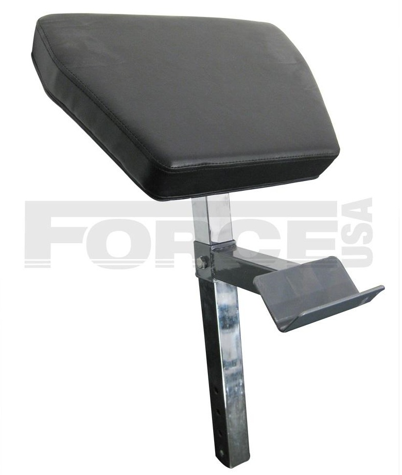 Preacher Attachment for FIDBNCH-LC bench