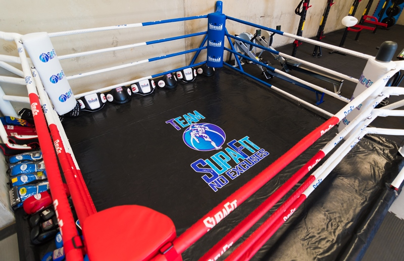 Morgan Floor Boxing Ring 7m