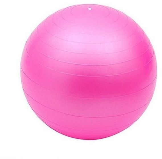 Swiss Fit Ball 55cm (900g Antiburst) Pink