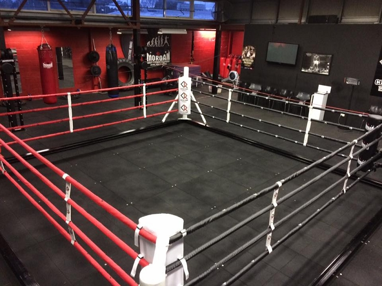 Morgan Floor Boxing Ring 6m