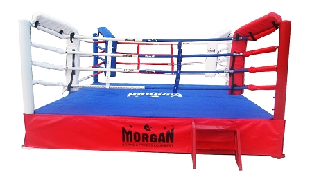 Morgan Custom Raised Boxing Ring 6m