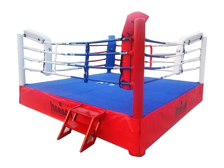 Morgan Custom Raised Boxing Ring 7m
