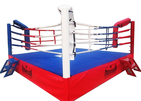 Morgan Custom Raised Boxing Ring 5m