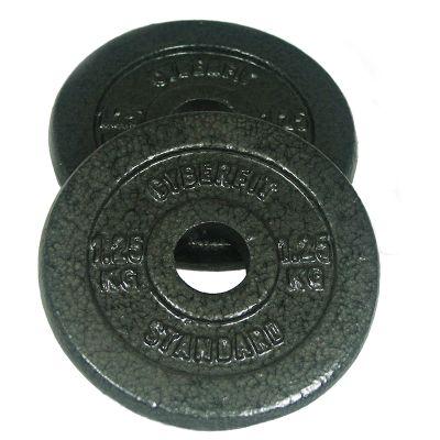Standard 1.25kg Cast Plates