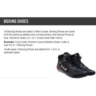 Morgan V2 Endurance Pro Boxing Boots