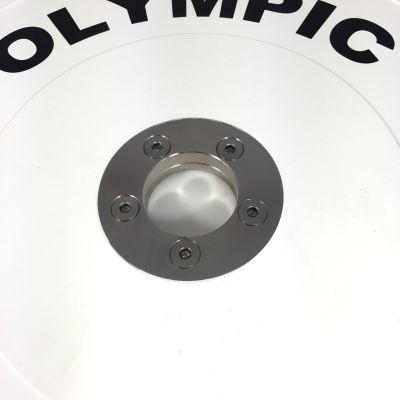 Elite 5kg Olympic Bumper Plates