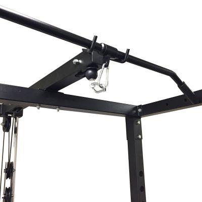 Power Rack Package Deal 100KG Olympic Set Adjustable Bench