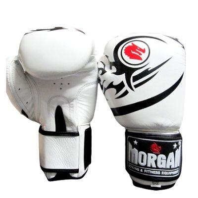 Morgan-Elite-Boxing-Muay-Thai-Leather-Gloves