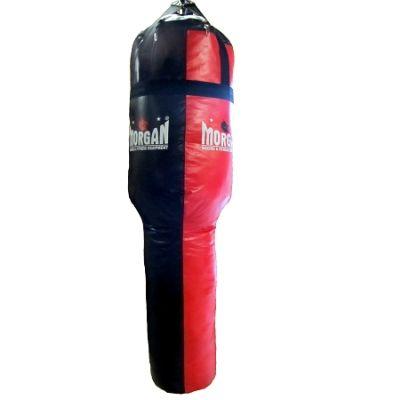 Morgan Angle Punch Bag-Black/Red