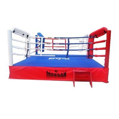 Morgan Custom Raised Boxing Ring 6m